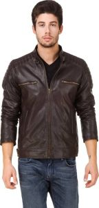 Jackets - Ajeraa Men's Solid Full Sleeves Zipper Jacket (code - Ajeraa_american_crew_jacket15)