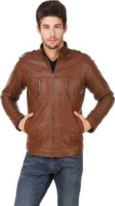 Jackets - Ajeraa Men's Solid Full Sleeves Zipper Jacket (code - Ajeraa_american_crew_jacket18)