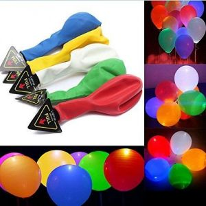 Futaba Ten LED Balloons
