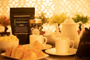 Teaswan English Breakfast Organic