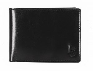 Louis Stitch | Black Sun | Pure Leather Wallet