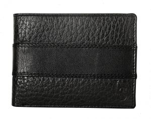 Louis Stitch | Black Titan | Pure Leather Wallet