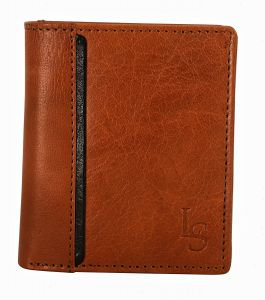 Louis Stitch | Sirius Brown | Royal Leather Wallet