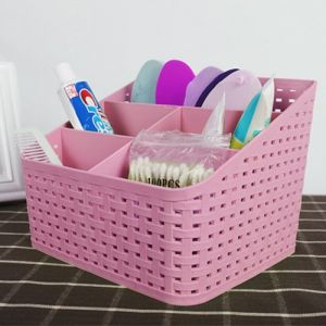 Best Quality Basket Storage Box / Organizer / Bin / Basket For Kitchen, Utility, Bedroom 1 PC