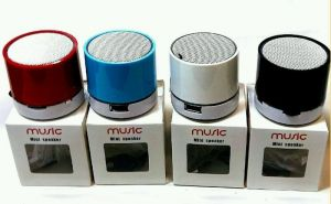 Bluetooth Speakers Portable Mini With FM SD Card Support All Smartphones