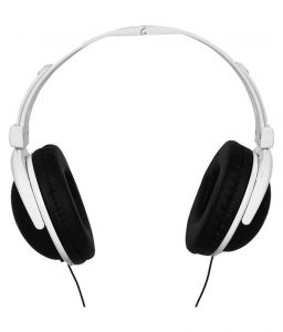 Signature Vm60 Over Ear Wired Headphones Without Mic