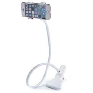 Flexible Arm Mobile Holder Stand 64cm Long Bed Desktop Phone Stands