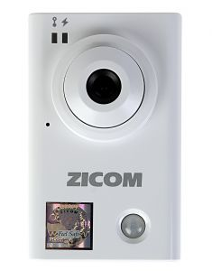 Zicom Outdoor IP Cube Camera