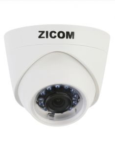 Zicom Security Cameras - Zicom Indoor  IP Dome Camera