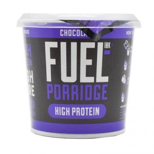 Fuel 10k Chocolate High Protein Boosted Porridge - 70g