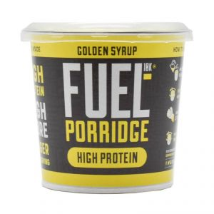Fuel 10k Golden Syrup High Protein Boosted Porridge - 70g