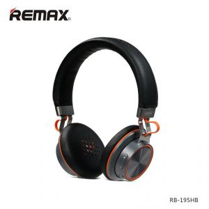 Remax Smart Bluetooth Headset (rb-195hb) - Black