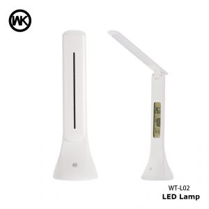 Wk Clock Desk Touch Lamp Wt-l02