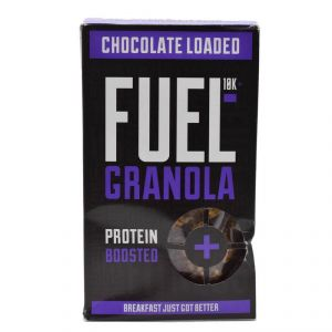 Fuel 10k Granola Protein Boosted Chocolate Loaded - 400g
