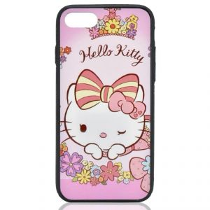 iPhone 7 Cases & Covers - Hello Kitty Hard Polycarbonate Back Case Cover