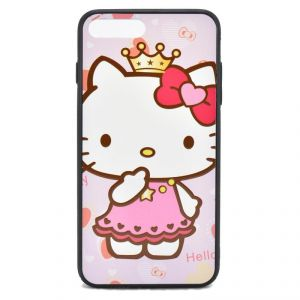 iPhone 7/7 Plus Cases & Covers - Hello Kitty Hard Polycarbonate Back Case Cover