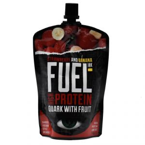 Fuel 10k High Protein Quark With Fruit Strawberry And Banana - 150g