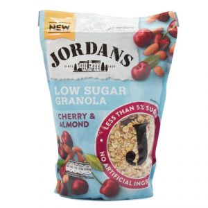 Jordans Low Sugar Granola, Cherry & Almond - 500g
