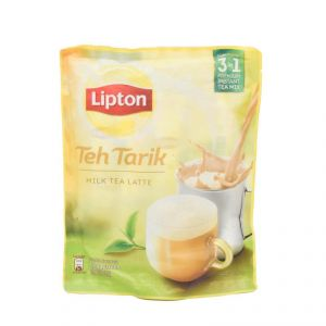 Lipton Tea Tarik Milk Tea Latte, Instant Tea Mix - 252g (12x21g)