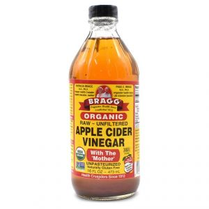 Bragg Organic Raw - Unfiltered Apple Cider Vinegar - 473ml(16oz)