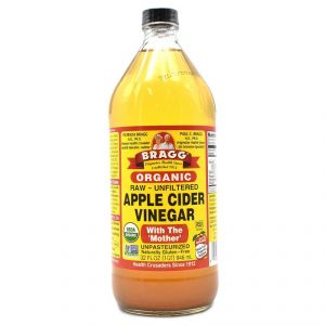 Bragg Organic Raw - Unfiltered Apple Cider Vinegar - 946ml(32oz)