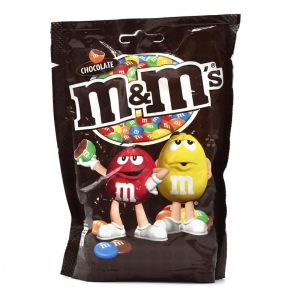 M&m Milk Chocolate In Candy Shell - 180g
