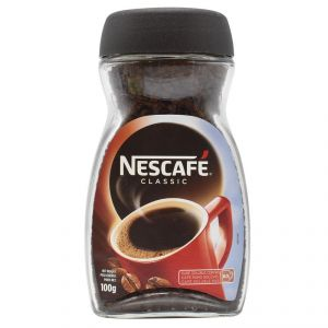 Nescafe Classic Pure Soluble Coffee - 100g