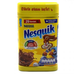 Nestle Nesquik Complementing Milk, Opti-start Chocolate Syrup - 420g