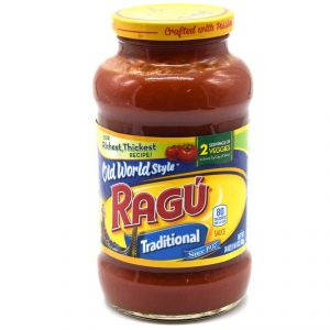 Ragu Traditional Sauce - 680g (24oz)
