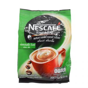 Nescafe Blend & Brew Roasted & Ground 3in1 Coffee Mix Powder - 472.5g (27x17.5g)