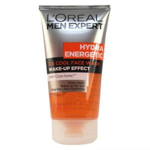 Loreal Paris Men Expert Hydra Energetic Ice Cool Wake Up Effect Face Wash - 150ml