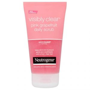 Neutrogena Visibly Clear Pink Grapefruit Daily Scrub - 150ml