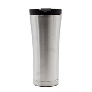 Stainless Steel Protein Shaker Cum Sipper - 500ml (17oz)