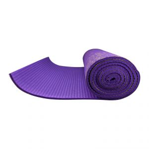 6 Feet X 2 Feet With Free Bag - Purple
