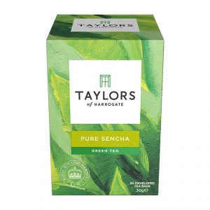 Taylors Of Harrogate Pure Sencha Green Tea - 30g