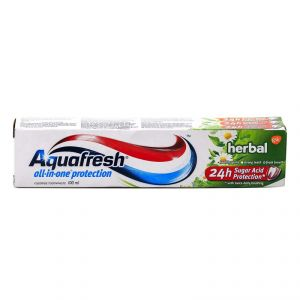 Aquafresh All-in-one Protection Herbal Tootpaste - 100ml