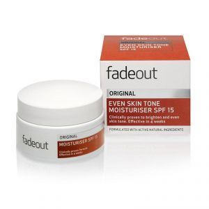 Fade Out Original Whitening Moisturiser Spf15 - 50ml (1.69oz) (active Naturals)