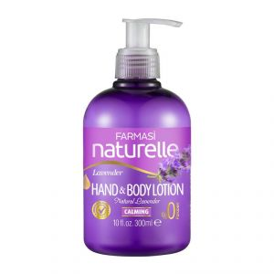 Farmasi Naturelle Calming Lavender Hand & Body Lotion - 300ml (10oz)