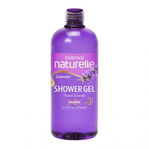 Farmasi Naturelle Calming Lavender Shower Gel - 375ml (12.75oz)