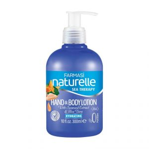 Farmasi Naturelle Hydrating Sea Therapy Hand & Body Lotion - 300ml (10oz)