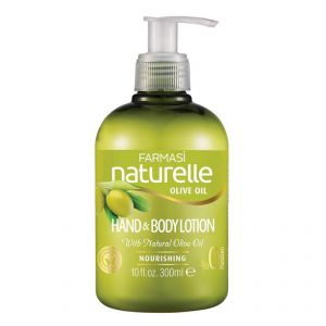 Farmasi Naturelle Nourishing Olive Oil Hand & Body Lotion - 300ml (10oz)