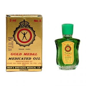 Gold Medal Medicated Oil - 3ml