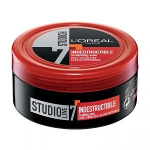 Loreal Paris Studio Line 4 Indestructible Sculpting Wax - 75ml