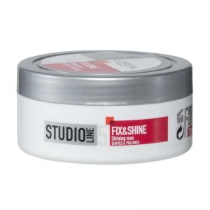 Loreal Paris Studio Line 5 Fix & Shine Shining Wax - 75ml