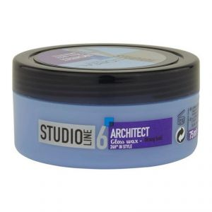 Loreal Paris Studio Line 6 Architect Gloss Wax - 75ml