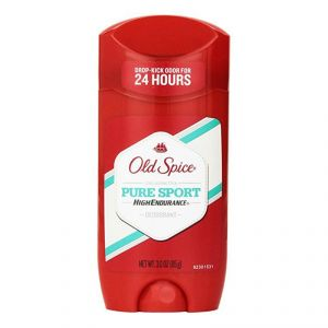 Old Spice Original Pure Sport High Endurance Deodorant Stick - 63g(2.25oz)