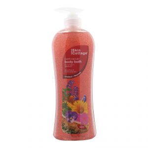 Skin Cottage Bath+scrub Body Bath, Floral Fusion Essence - 1000ml