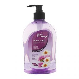 Skin Cottage Hand Soap, Lavender And Chamomile Extracts - 500ml