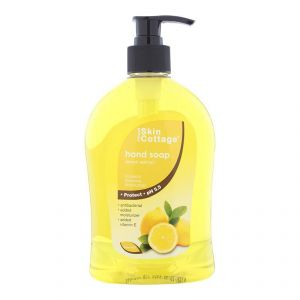 Skin Cottage Hand Soap, Lemon Extract - 500ml