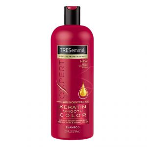 Tresemme Keratin Smooth Color Shampoo With Moroccan Oil - 739ml (25oz)